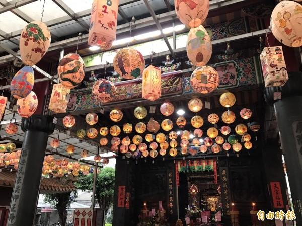 法國人芮韻揚能說流利中文,她表示台灣的廟宇、溫泉、文物、美食會很吸引法國人,但宣傳太少了。(資料照,記者張安蕎攝)