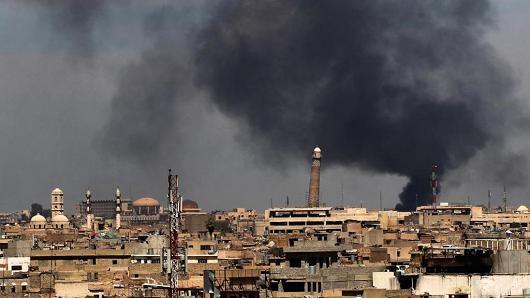 傳ISIS將在伊拉克進行最終戰。(法新社)