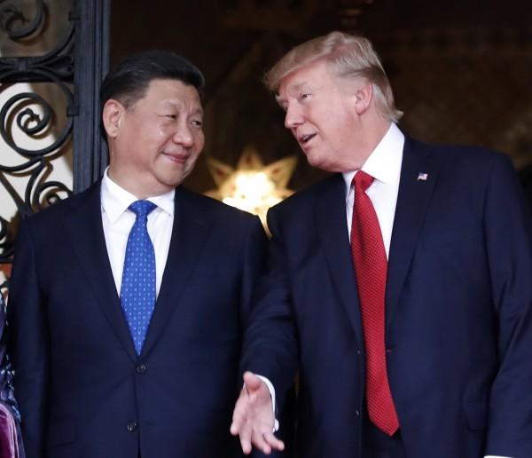 章家敦表示,川普為拉攏中國壓制北韓,給了中國「自由通行證」。(美聯社)
