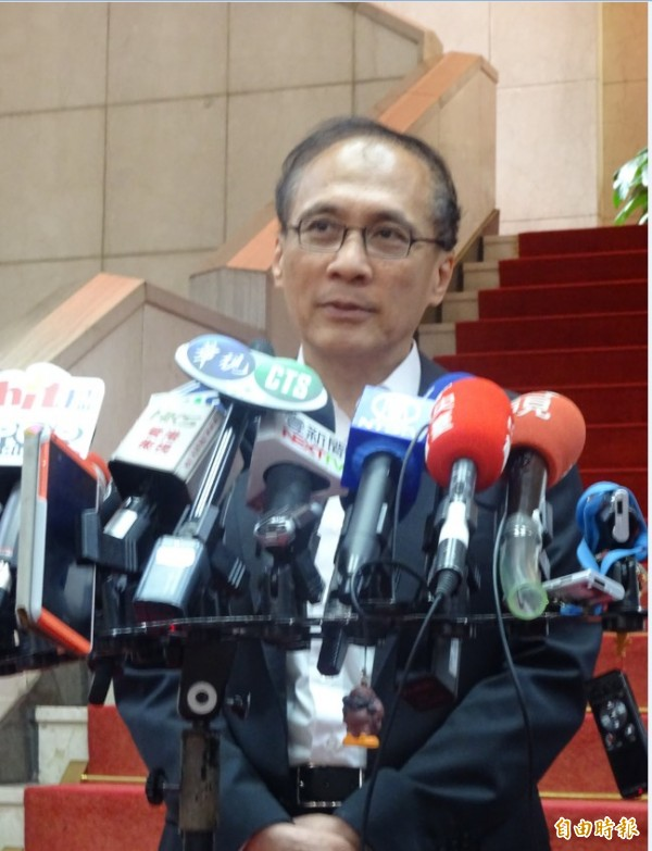 行政院長林全決十一日到南投勘災。(記者李欣芳攝)