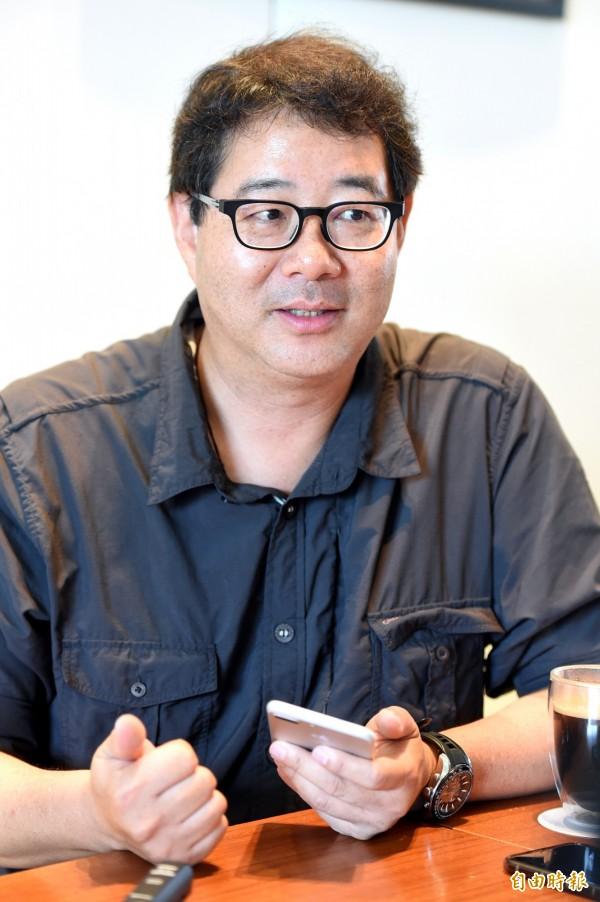 花蓮直升機墜毀 《看見台灣》導演齊柏林勘景罹難。(資料照,記者趙世勳攝)