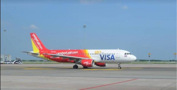 泰越捷(Thai Vietjet)將在7月開航,飛花蓮和台中至曼谷的航線。(圖擷取自FB_Thai Vietjet)