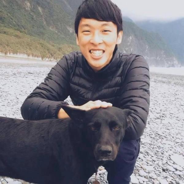 陳冠齊英年早逝,前同事感到不捨。(取自臉書)