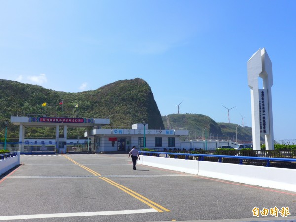 有學者認為,綠色能源的供電量並不能填補停用核電後造成的電力缺口,可以預見屆時台灣對於燃煤發電的依賴會加深,連帶將加劇空氣汙染,圖為核一廠。(資料照,記者李雅雯攝)