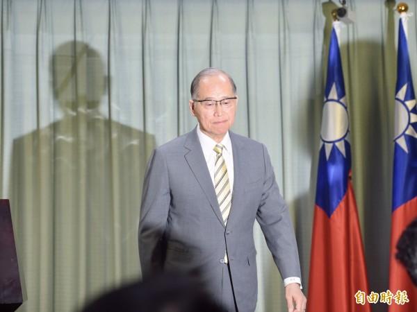 巴拿馬宣布與中國建交,外交部長李大維13日出面召開記者會,宣布與巴拿馬正式斷交。(記者黃耀徵攝)