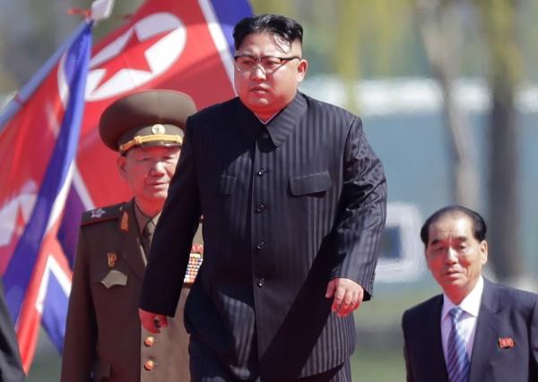 南韓國情院指出,金正恩因懼怕斬首行動,減少公開露面次數。(美聯社)