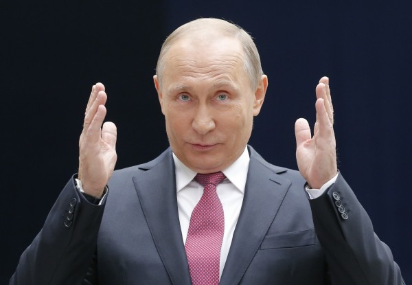 俄羅斯軍方表示可能已炸死IS首領。(資料圖 美聯社)