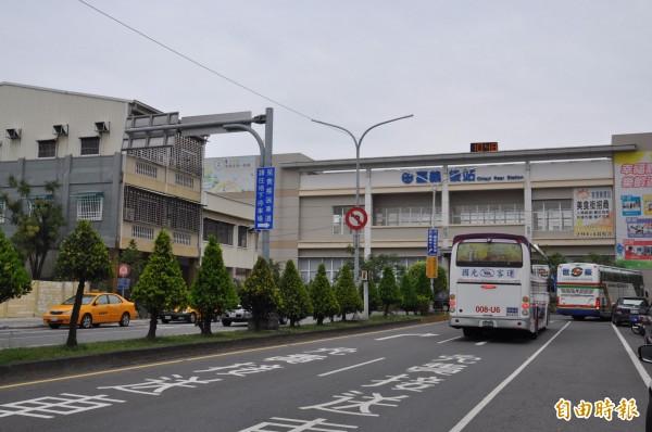 嘉義車站。(資料照,記者王善嬿攝)