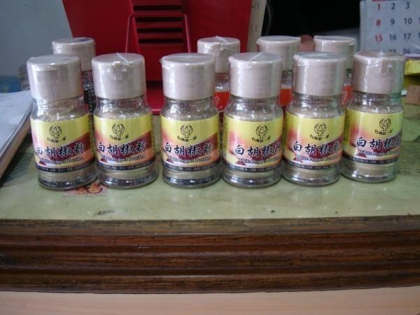 「台灣第一家」有限公司涉嫌將「工業用」碳酸鎂,摻入胡椒粉、椒鹽粉等產品出售,新北地院今判決。(資料照)