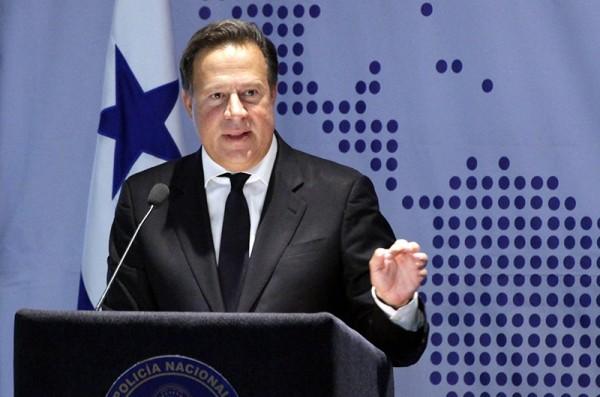 總統府表示,巴拿馬總統瓦雷拉的說法不是事實,脫離國際社會普遍認知。(歐新社)