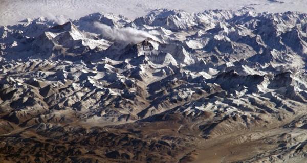 有外媒報導指出,中國近年來佔領印度邊界不少土地,面積至少有5200平方公里。(圖截自維基百科)