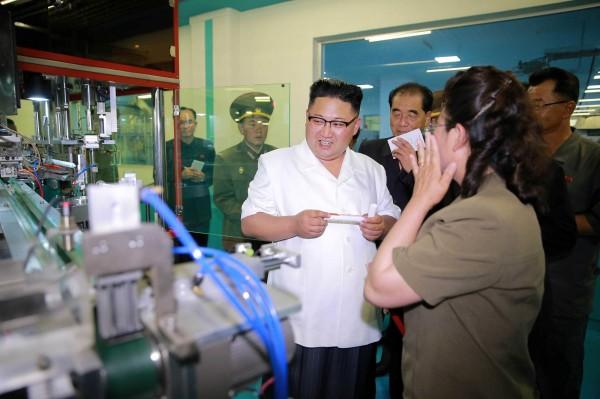 美韓近日部署飛彈並蒐集情報,準備在情急時斬首北韓領導人金正恩與其他高層。(路透)