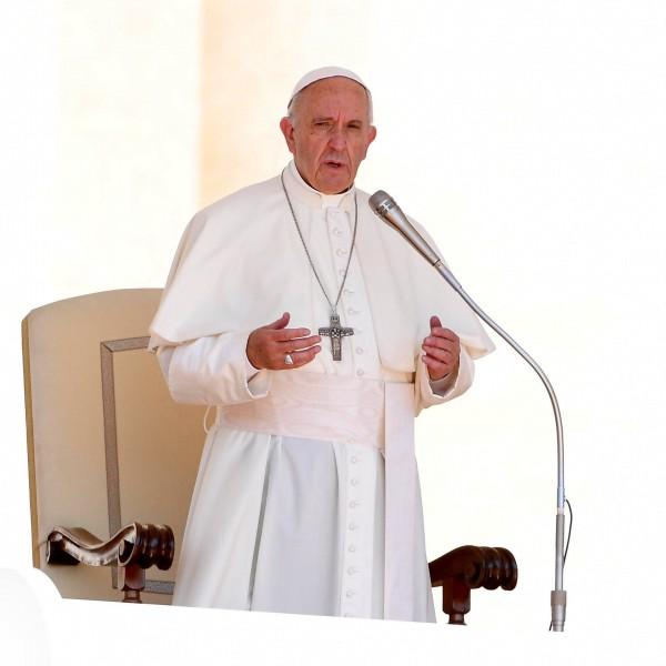 對於邵祝敏主教失蹤一事,梵諦岡表示嚴重關切。(資料圖 歐新社)