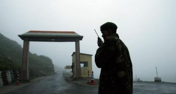 中國與印度時常因為邊界問題產生衝突。(法新社)