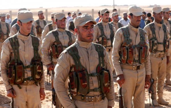 SDF切斷了ISIS在拉卡的退路,困於拉卡的聖戰士已四面楚歌。(資料圖 路透)