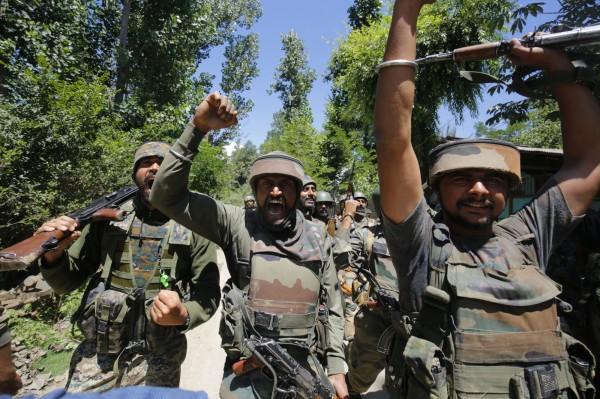 中印邊界衝突,印度陸軍參謀總長拉瓦特(Bipin Rawat)聲明,印度已準備好2.5線戰爭。(歐新社)