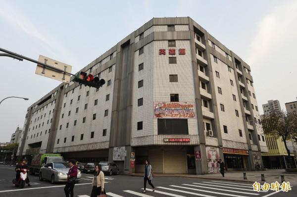 台北「三官營區」即將進行BOT開發。圖為台北國軍英雄館外觀。(資料照,記者陳志曲攝)