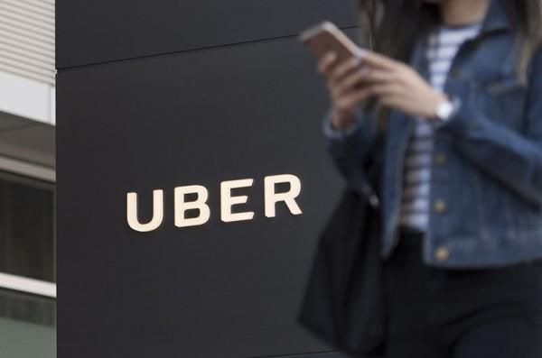 UBER又遭計程車相關公會檢舉涉及沒有開發票的逃漏稅等。(彭博)