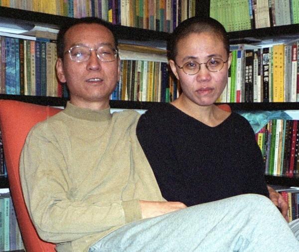 諾貝爾和平獎得主劉曉波日前驚爆罹患肝癌末期。(法新社)