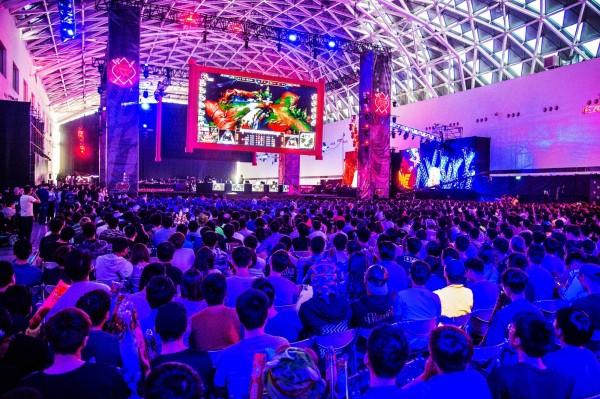 英雄聯盟亞洲對抗賽於9日結束,由中國LPL奪冠。(資料照,記者張忠義攝)