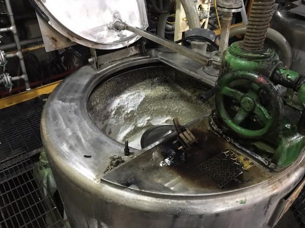 台硝桃園廠發生硝化棉脫水槽爆炸的工安意外。(記者陳昀翻攝)