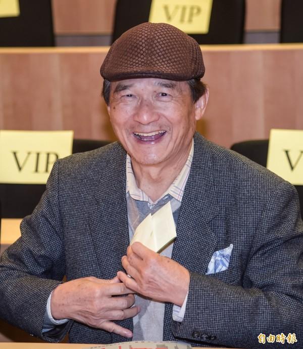前國防部長蔡明憲。(資料照,記者黃耀徵攝)