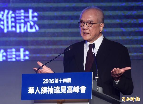 誠品集團董事長吳清友今晚心臟病驟逝。(資料照,記者簡榮豐攝)