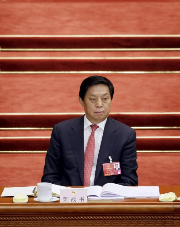 被稱為中國領導人習近平大內總管的中共中央辦公廳主任栗戰書,被《南華早報》爆料其女兒與富商關係密切。(路透)