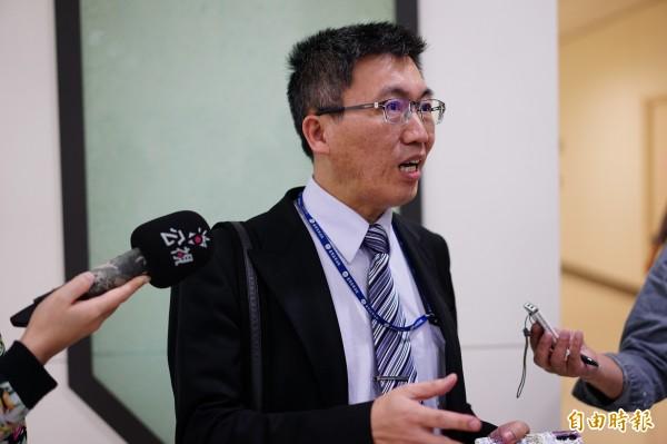 現任高等法院法官林孟皇,在擔任台北地院法官時曾投書本報,質疑特偵組對中影案的簽結處分。(資料照,記者黃欣柏攝)