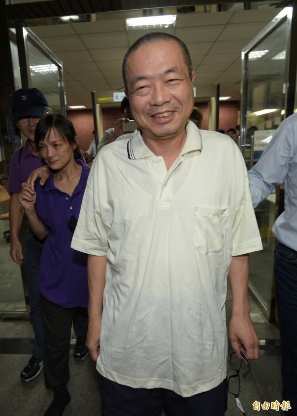 李承龍涉嫌家暴妻子挨告,與妻子達成和解,妻子撤回告訴,檢方今將李不起訴。(資料照,記者張嘉明攝)