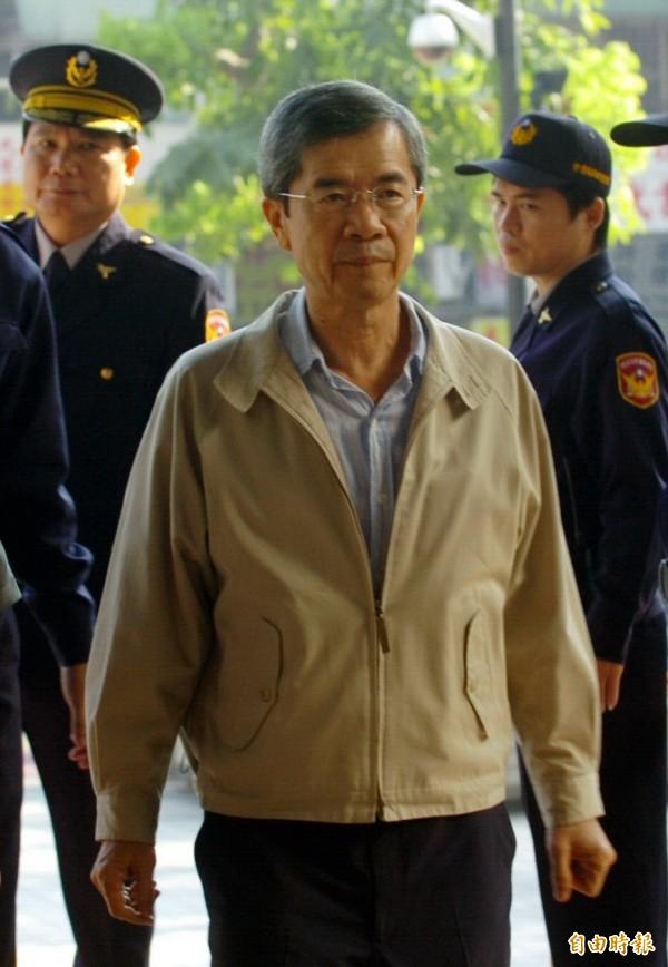 總統府前副秘書長陳哲男。(資料照片,記者黃志源攝)