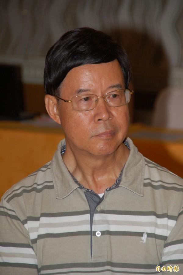 前空軍副總司令李貴發。(資料照,記者陳璟民攝)