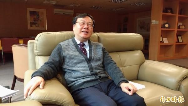 基隆地檢署檢察長陳宏達(見圖)對於台北地檢署檢察長邢泰釗慨然授權,非常感激。(記者吳政峰攝)