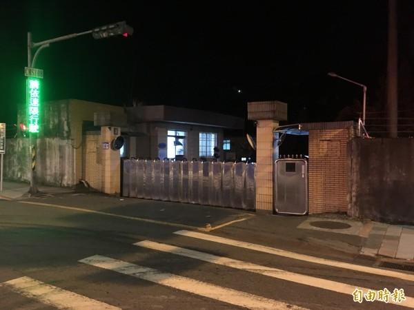 空軍台北通信資訊大隊傅姓一兵,晚間在營區上吊,經搶救後仍在今早6點宣告不治。(資料照,記者姚岳宏攝)
