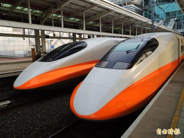 台灣高鐵公司宣布,今日提前至上午10點全線恢復正常營運。(資料照,記者黃旭磊攝)