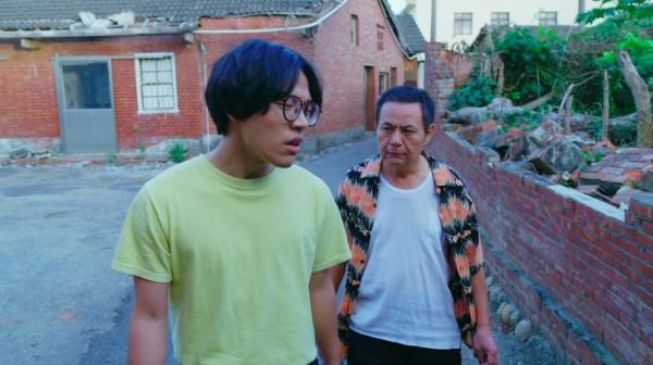 電視劇「花甲男孩轉大人」主要場景在瑞井社區、烏日等,拍攝期長達3個月。(圖台中市政府提供)
