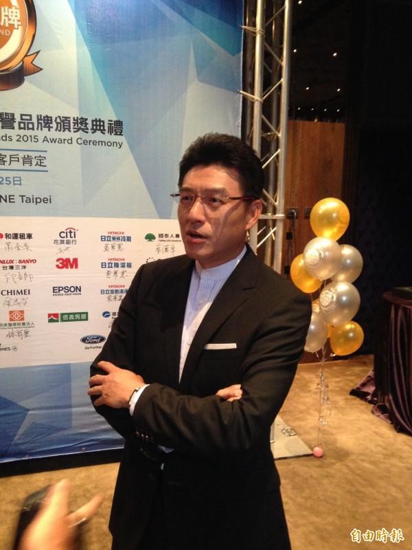 據傳國民黨徵詢名律師兼電視節目主持人謝震武參選台北市長。(資料照,記者鍾智凱攝)