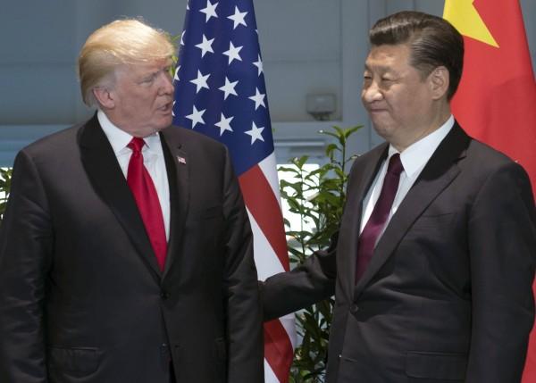 美中貿易戰一觸即發,前北京貿易顧問、中國人民大學經濟系教授Cheng Dawei認為,中國已經準備好了。(資料照,美聯社)
