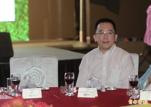 針對郭文貴爆料前總統馬英九遭中共操控,應中共要求關押前總統陳水扁,陳致中稍早在臉書做出回應。(資料照,記者張嘉明攝)