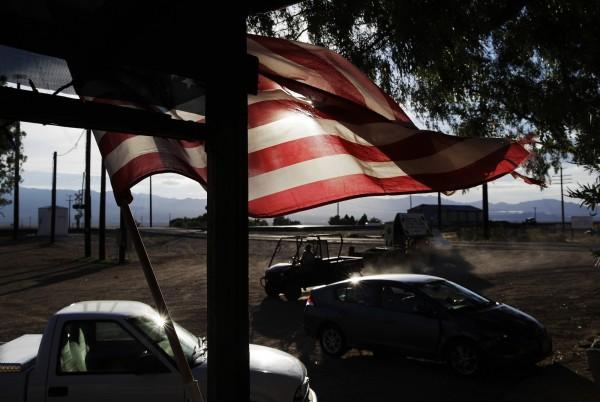 美國大麻公司「美國綠茵」出手買下了位在加州的小鎮利普敦,希望將這個小鎮打造成一個能源自給自足的大麻天堂。(美聯社)