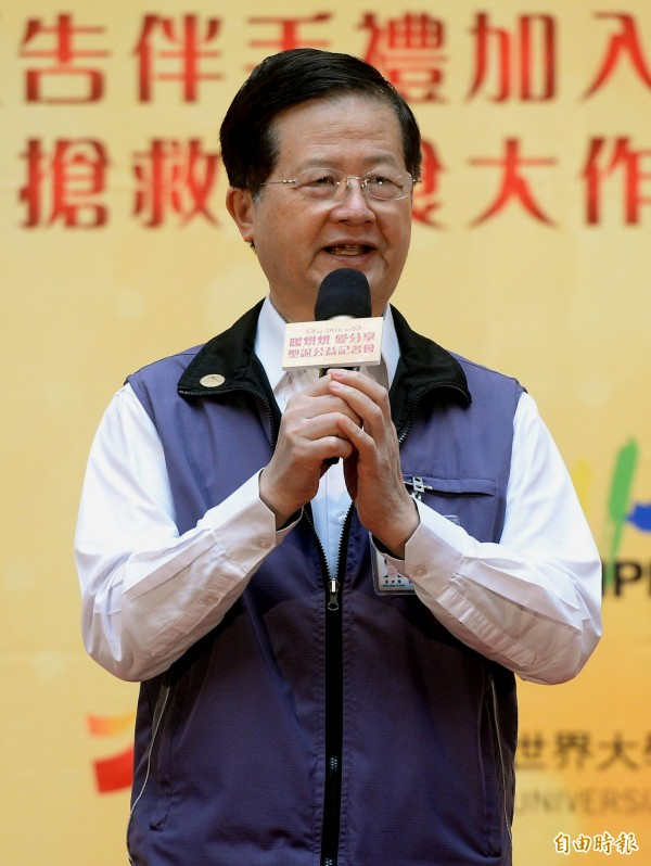 台北市首度登革熱境外移入群聚案例,衛生局長黃世傑提醒民眾,到東南亞旅遊、探親、工作,要加強防蚊措施。(資料照,記者林正堃攝)