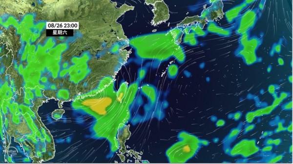 彭啟明表示,下週颱風發展的機會非常高。(圖擷取自氣象達人彭啟明臉書粉絲專頁)