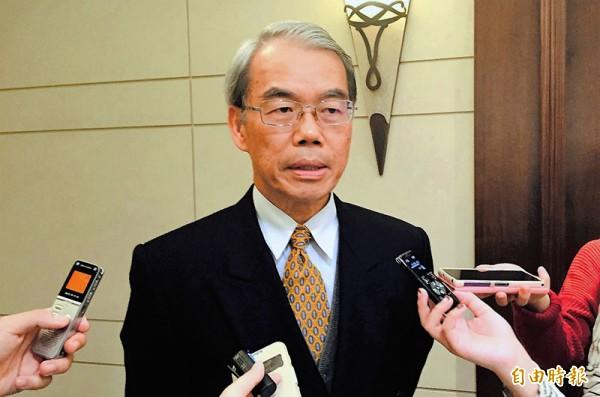 台灣綜合研究院院長吳再益表示,今年經濟成長率預估只有2%出頭而已,力道還是很弱。(本報資料照)