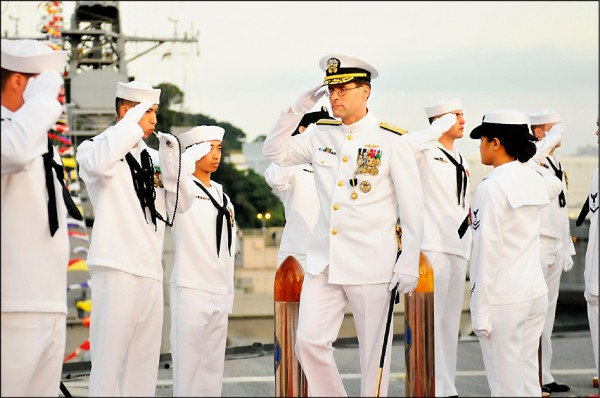朝鮮半島局勢緊張促使日本、南韓擁核呼聲升高。美軍第七艦隊前司令官呼籲讓日本發展核武,南韓最大反對黨也通過將要求重新部署美國戰術核武正式列為該黨路線方針。圖為鄰近兩韓分界線的南韓臨津閣和平公園。(美聯社)