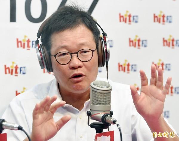 中油董事長陳金德(圖)拒不辭,已燒到高雄市長陳菊?(資料照,記者廖振輝攝)