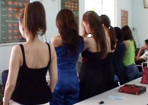 越南官方數據顯示,約有3000人在胡志明市從事性工作。(VnExpress International)