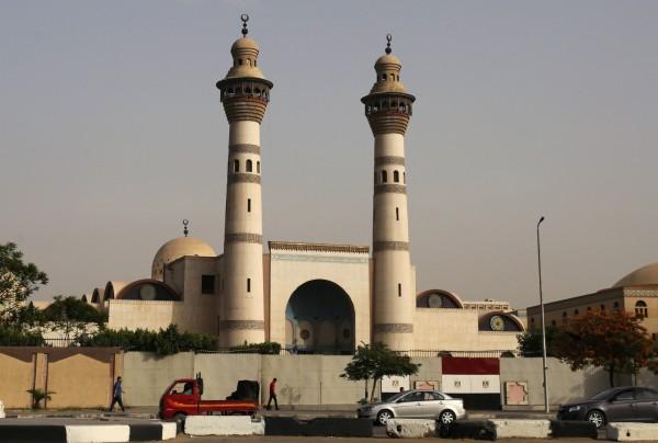 開羅伊斯蘭學府阿茲哈大學,約有近6000名來自中國維吾爾族學生在此學習阿拉伯語、研習伊斯蘭經文。(路透)