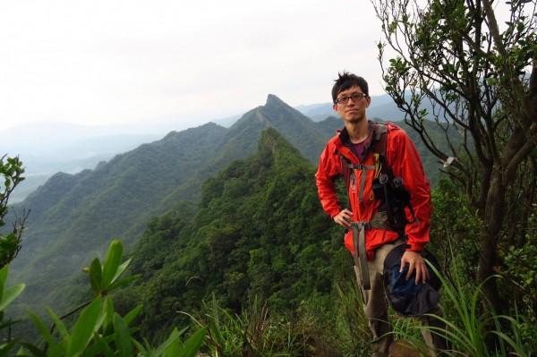 Hikingbook創辦人柯政祥,同時也是一名資深山友。從自己登山經驗出發,希望匯集眾人經驗,為山友打造更安全的登山環境。(柯政祥提供)