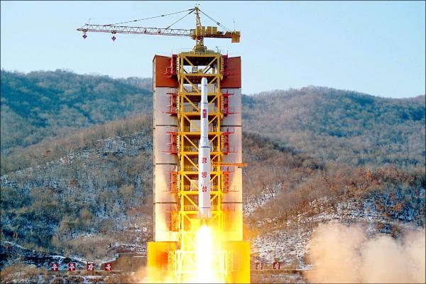 遏止北韓飛彈威脅,美將擴大制裁。(路透檔案照)