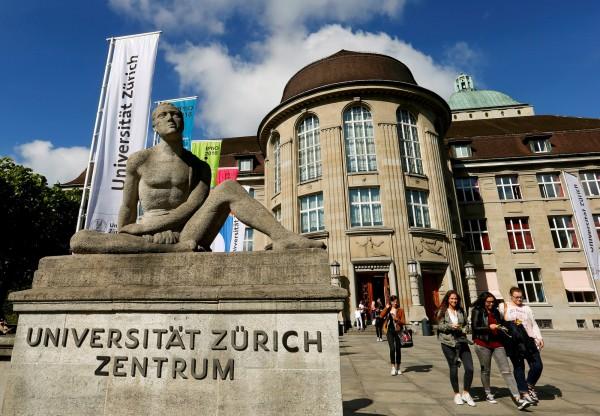 瑞士蘇黎世大學,將開設台灣研究講座。(路透)